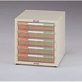 A4公文櫃系列-A4-7105 單排文件櫃