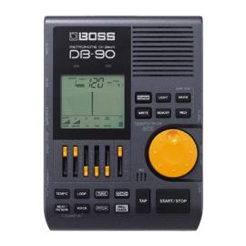 金聲樂器廣場 BOSS DB-90 Dr.Beat 專業級電子節拍器