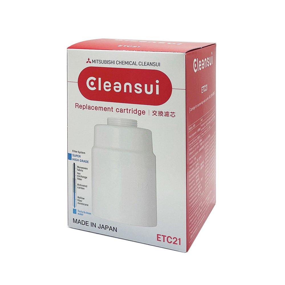 可菱水置放型除菌淨水器濾芯SSC8800E(2盒)