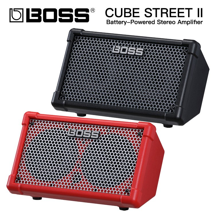 ~Roland~CUBE Street立體擴大音箱Battery Powered Stereo Amplifier