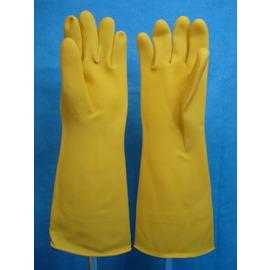 橡、乳膠手套 屋  工業用 特大9.5x16長 專門為男生的手 耐用手套