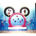 特殊造型氣球11-米老鼠布置