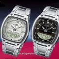 CASIO 手錶專賣店 國隆 AW-81D雙顯多功能男錶•30組電話備忘紀錄(另AW-81)開發票_保固一年