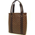 Louis Vuitton LV N52006 BEAUBOURG 棋盤格紋肩背購物包 停產現金價$38,700