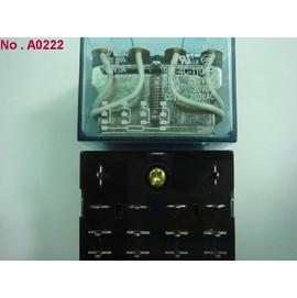 A0222 繼電器 951-4C-110AP