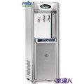 落地型冰溫熱三溫飲水機/不銹鋼S-1+RO逆滲透淨水器