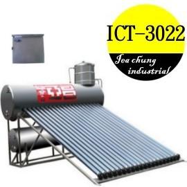 亞昌 ICT~3022 真空管太陽能熱水器 ~有電熱~