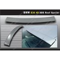 【SD 祥登汽車】祥登汽車精品 寶馬 BMW E36 2門 後遮陽(後上遮陽) ABS素材↘特價$1800
