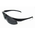 COOL-SUN8907《木紋》近視運動型可拆式偏光眼鏡~送鏡片配到好~
