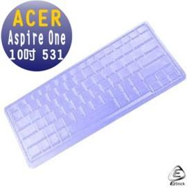 EZstick魔幻鍵盤保護蓋 - ACER Aspire one 531  10吋 系列專用