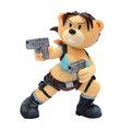 ★☆限量電影熊限時↘下殺58折★☆壞壞熊—全熊亂演之惡靈古堡-安琪玩具公仔