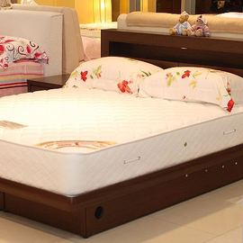 美國Orthomatic Class ic Firm  系列6x6.2尺雙人加大獨立筒床墊