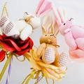 *幸福朵朵*╯【婚禮小物-花語童話金莎棒】 -送客禮/活動禮/姊妹禮/二次進場必備(基本訂購量20支)-已改新版兔子(與圖不同喔)