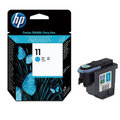 C4811A HP 11 青藍色列印頭 適用 DesignJet 10ps/20ps/50ps/70/100/110+/111/500/510/800 ,BIJ1100/1200/2300,OJ910