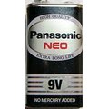 Panasonic國際牌黑色環保電池9V--1入