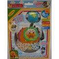 Anpanman (麵包超人) 嬰兒絨毛吊飾玩具 有鈴聲 4974413499934