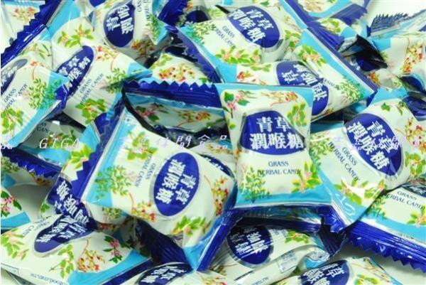 吉嘉食品 - 【吉嘉食品】友賓青草潤喉糖 300公克42元{5092-23:300}