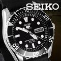 CASIO 時計屋 SEIKO 手錶 SNZF17J2 日製機械潛水錶 全新保固 附發票