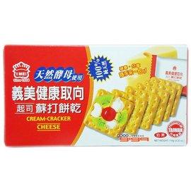 義美中蘇打餅乾-1箱
