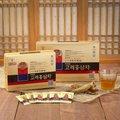 【高研】韓國頂級六年根高麗紅蔘茶─3gx100包