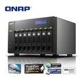 QNAP 威聯通TS-859 Pro+ NAS 企業級8 Bay網路儲存伺服器(保固二年)