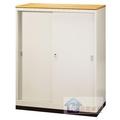 P218-01 3尺木紋隔間櫃(整組)