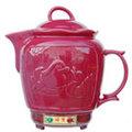 【婦寶】3.8L水鳥陶瓷煎藥壺