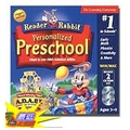 [美國直購 ShopUSA] Reader Rabbit Personalized Preschool Deluxe ADAPT