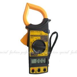 ~DA282~鉗夾式 電流勾表~大 三用電錶 電錶.可量直流 交流