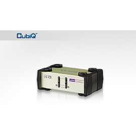 ATEN宏正 CS82U 2埠PS 2-USB KVM多電腦切換器