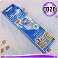【信源】全新~1盒四入〞德國百靈Oral-B 電動牙刷專用刷頭《EB20-4/EB17-4》*免運費*