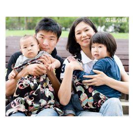 【Chao-U mama 小於媽媽】小於蝶舞雙肩經典款(限量)-黑蝶彩妍 彩妍黑 (日本進口布料, 台灣, SGS)