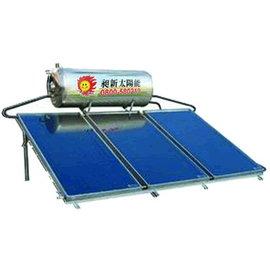 CSC-4003平板式太陽能熱水器(淋浴7-9人)(耐壓桶)