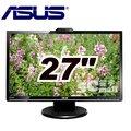 華碩 ASUS VK278Q 27吋LED寬螢幕 (16:9) 1920x1080 解析度 / 內建隱藏式喇叭 【全新原廠公司貨/含稅/免運】