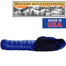 【Western Mountaineering 美國】UltraLite 850FP 輕量羽絨睡袋 S-165公分 (WM1012-2)