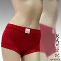 賽凡絲 純蠶絲蕾絲平口蠶絲褲-膚色2件組