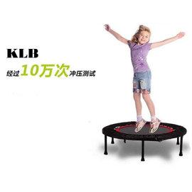 [奇寧寶PC館]290052-40 KLB 可折疊跳床 40吋(100cm) / 健身床 統合訓練 彈簧床 彈跳床