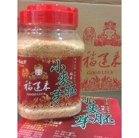 (福運來) 小麥胚芽-袋裝~純素~一罐130( 3 入裝)