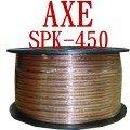 《鈞釩音響》AXE~CABLE LC-OFC99.997% 喇叭線SPK-450高級喇叭線材(1巻50米)