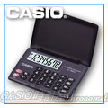 【CASIO卡西歐】8位數攜帶型計算機/LC-160LV