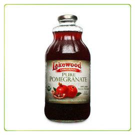 Lakewood 有機石榴汁100% 946ml 一罐 歐納丘