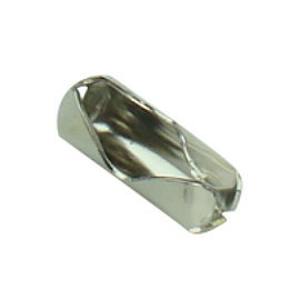 珠鍊 Q接頭 3.2mm★  銅鍍鎳,耐用★ 簡單操作,方便又輕鬆
