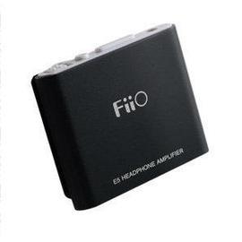 新音耳機音響專賣 Fiio E5 隨身型耳擴 (保固1年)可調整重低音以及音量 公司貨 保固一年 E11 E6 E1 E7 E10 HA3D KEC...