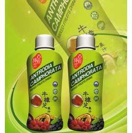 景力亞新樟芝活氧鮮果汁330ml*3瓶禮盒