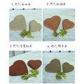 超可愛陶製愛心造型餅乾磚(大)★台灣設計純手工捏製★手作陶製品