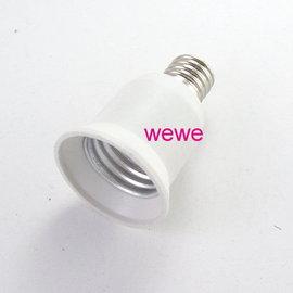 E27 轉 E17 燈座 led燈/ 省電燈泡 最佳拍檔 節能減碳