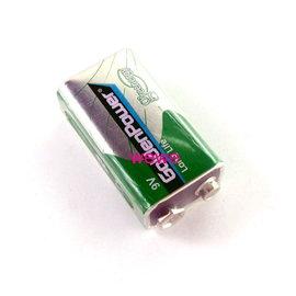 9V 乾電池6F22 無線麥克風/ 監視器/ 遙控玩具/ 電子樂器/ 煙霧偵測器/ 三用電表勾錶皆可9V 乾電池 非1.5V充電鋰電池