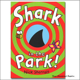 繪本123:Book26~ Shark in the Park