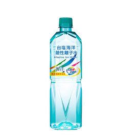 台鹽海洋鹼性離子水850ml-2箱(免運費)