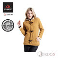 【JORDON 】#732 POLARTEC Classic 300 牛角扣 保暖刷毛外套/ 女款/ 保暖防潑水